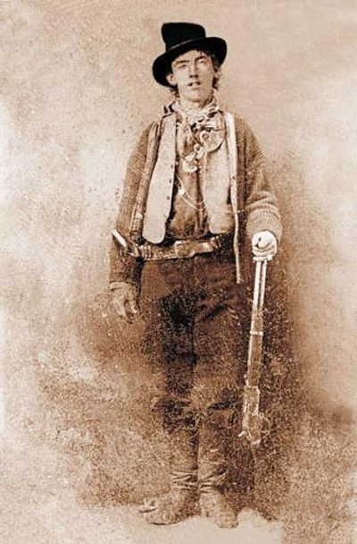 On the Trail of Billy the Kid