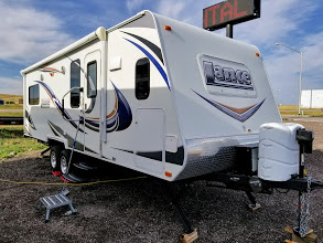 Our Lance Trailer at Box Elder