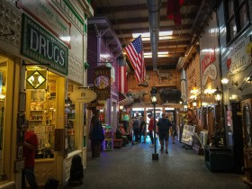Wall Drug Interior