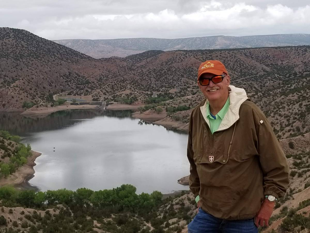 Santa Cruz Lake, NM – Fly Fishing School
